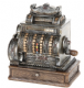Golden Old Cash Register Money Box 40171